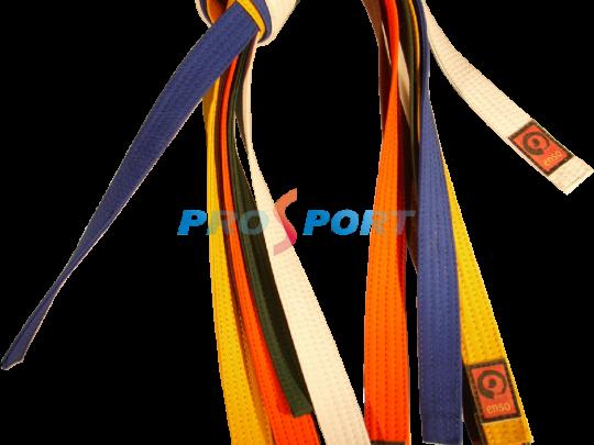 Centura de arte martiale in diverse culori