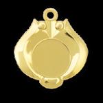Medalia E530 versiunea aurie