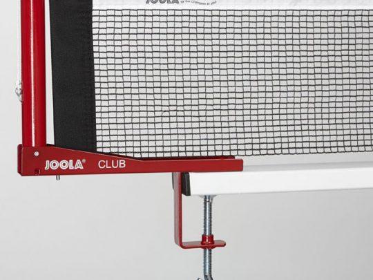 Fileu tenis de masa JOOLA Club detaliu cu prinderea