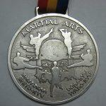 Medalia turnata