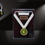 Placheta suport medalie MS1