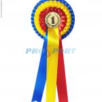 Cocarda tricolor personalizata