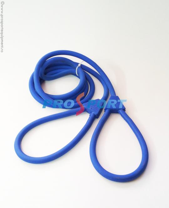 Coarda elastica culoarea albastra