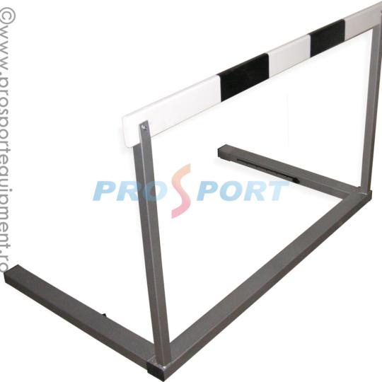 Gard pentru atletism cu inaltime si contragreutate reglabile produs de Prosport