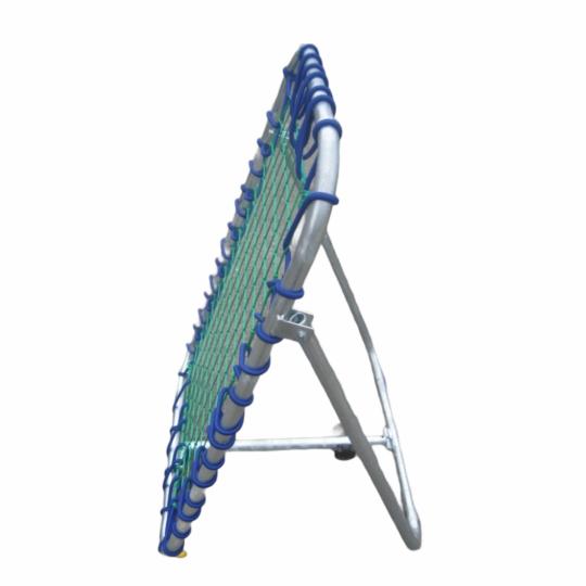Panou elastic montat in pozitie de antrenament