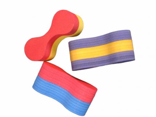 Flotor pentru inot in 3 combinatii de culori