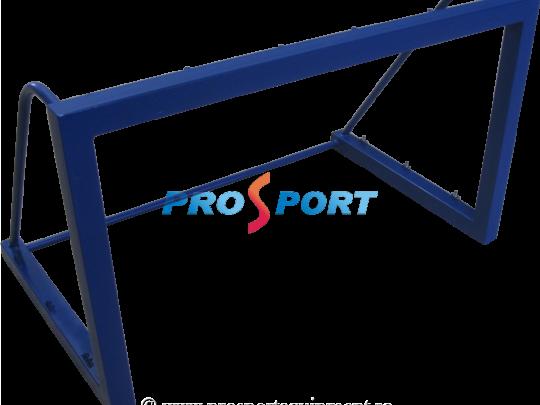 Poarta minifotbal PRO-Hobby vopsita albastru