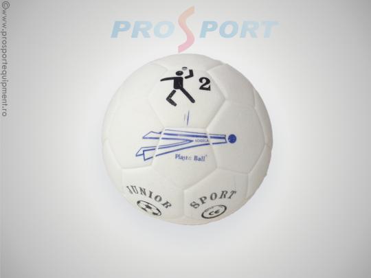 Minge handbal PROSPORT culoarea alba