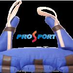 sac pentru lupte albastru