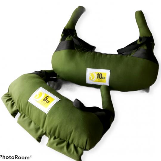 sac pentru lupte de 5 si 10 kg
