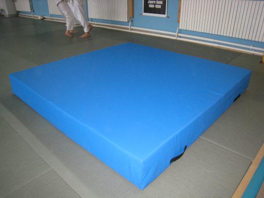 Saltea proiectari culoarea albastra