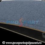 Trambulina pentru gimnastica capitonata, culoarea albastra