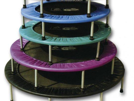 trambulina elastica in 5 versiuni de marimi si culori