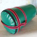 sac placaj rugby verde