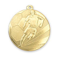 Medalia E225 in versiunea aur