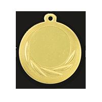 Medalia E401 in versiunea aur
