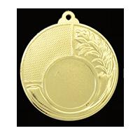 Medalia E521 versiunea aurie