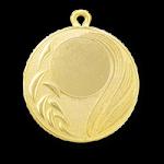 Medalia E563 versiunea aurie