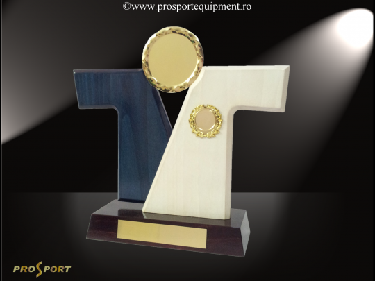 Trofeul TR31 personalizat