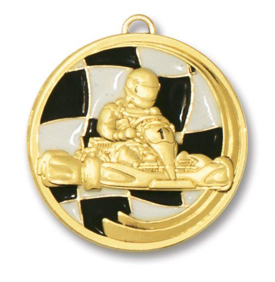 Medalia E230 in versiunea aur