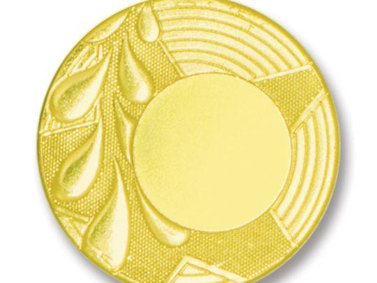 Medalia E517 versiunea aurie