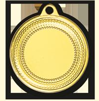 Medalia E475 versiunea aurie