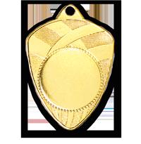 Medalia E574 versiunea aurie