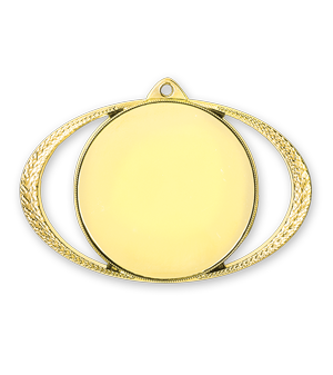 Medalia E777 versiunea aurie