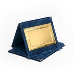 Cutia-placheta DP71 cu placa personalizata