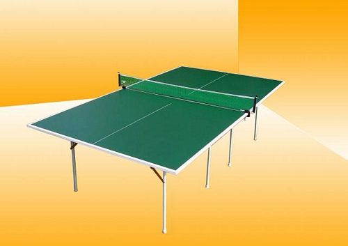 Masa ping-pong Hobby montata