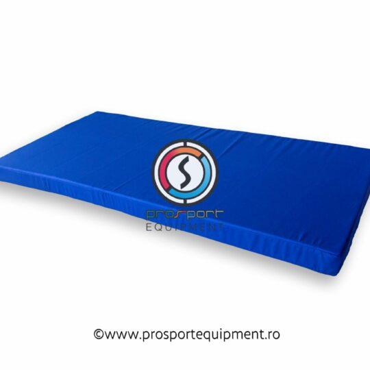 saltea gimnastica husa PTP albastra