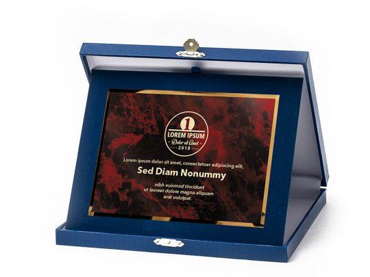 Placa personalizabila G88 n cutie-placheta