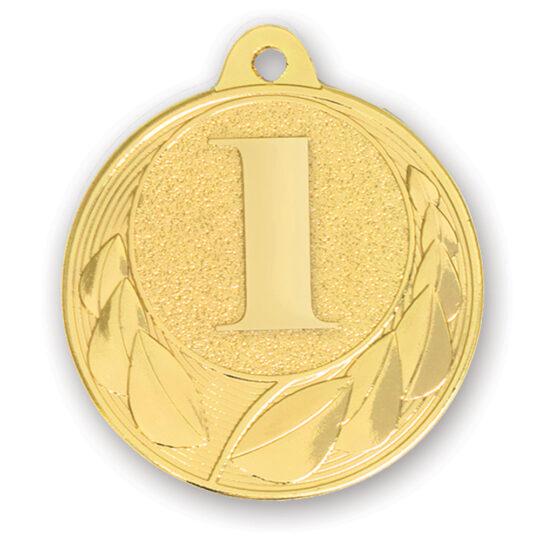 Medalia E402 versiunea aurie