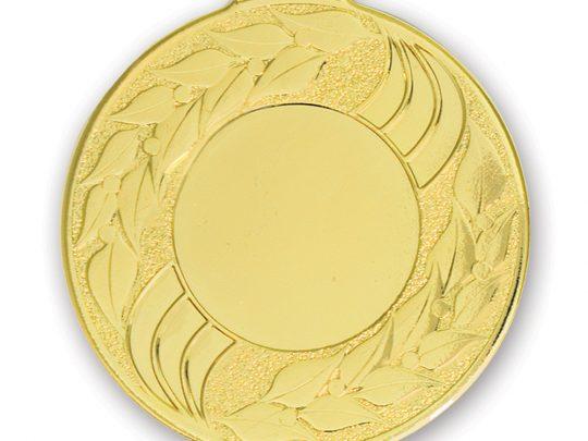 Medalia E522 versiunea aurie