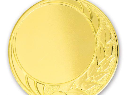 Medalia E722 versiunea aurie