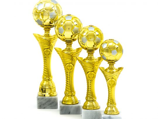 Trofeul PRO3958 in 4 marimi