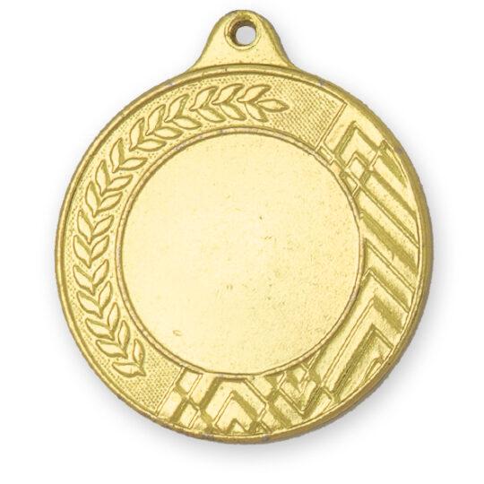 Medalia E407 versiunea aurie