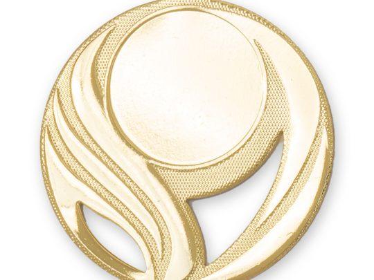 Medalia E595 versiunea aurie