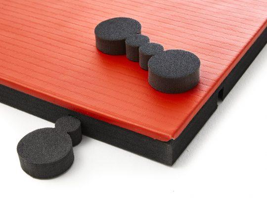 Saltea judo trocellen I-TIS competition detaliu prindere