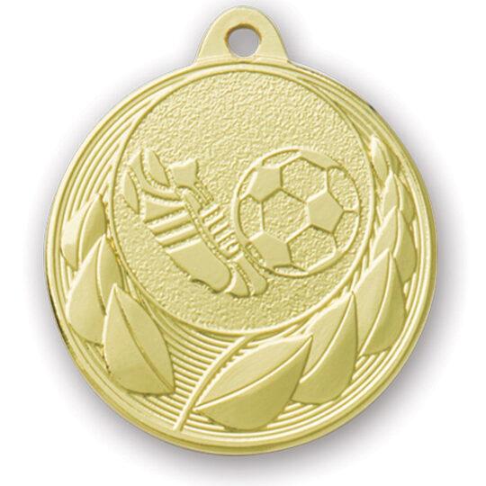 Medalia E202 in versiunea de aur