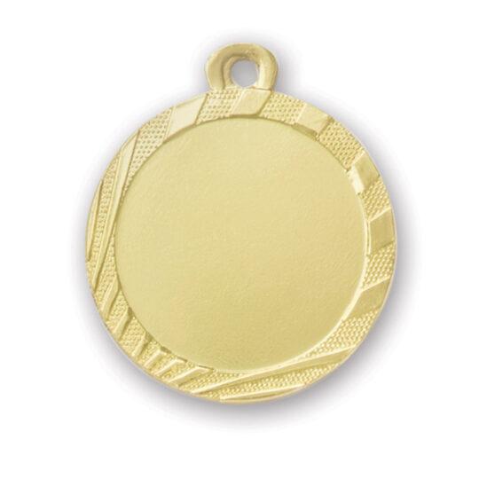 Medalia E308 in versiunea aur