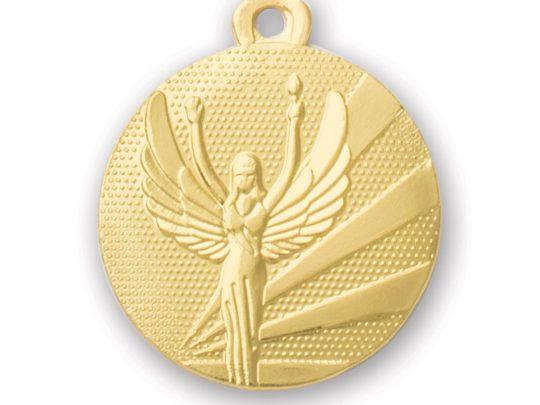 Medalia E309 in versiunea aur