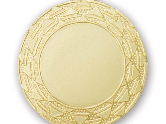 Medalia E404 versiunea aurie