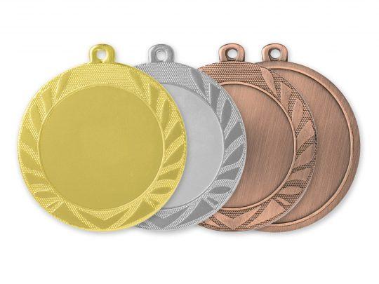 Medalia E769 in versiunile aur, argint, bronz