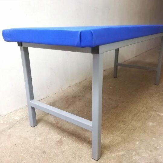Pat masaj PRO-Therapy tapiterie albastra
