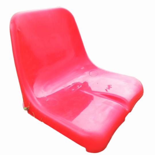 scaun tribuna culoarea rosie